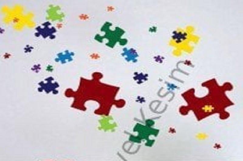 Puzzle Duvar Uygulamaları Kesim